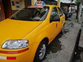 Vendo taxi 2011 full aire acondicionado vidrios eléctricos pagado la matricula 2020