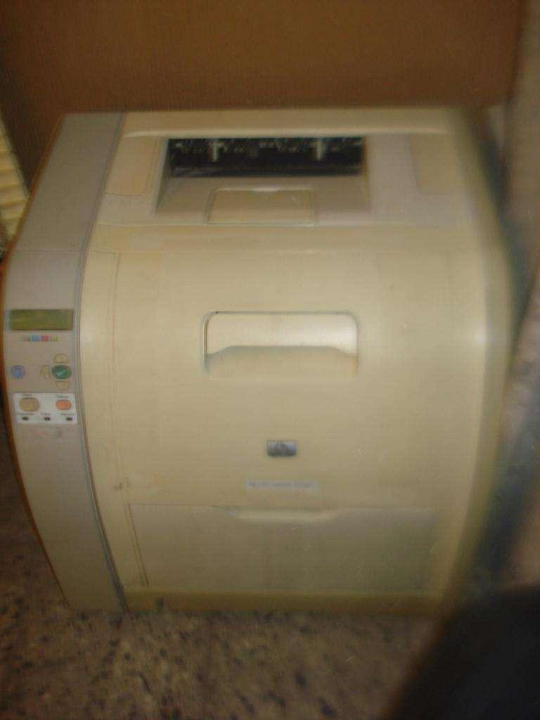 Impresora Color Hp Laserjet 3700dn Prende Leer No Envio 0