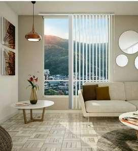 En 2021 Persianas verticales. Ideal para grandes ventanas.