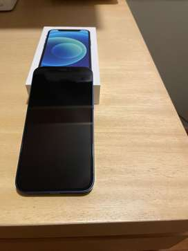 iPhone 12 Mini 128GB - Azul - 9/10