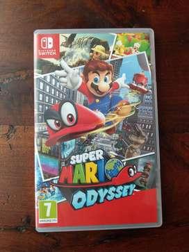 Super Mario Odissey (Nintendo Switch)