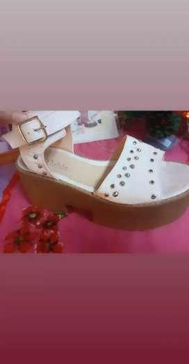 Hermoso zapato 2 usos 38/39