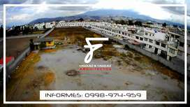Se vende terreno 6968.54 m² - Calderón