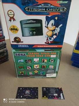 Consola de videojuegos Sega clasicos