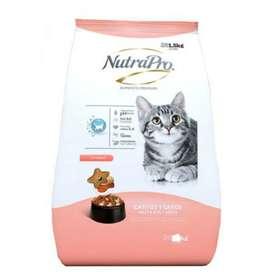 Alimento NutraPro Premium de 7.5kg