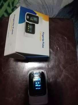 Pulsioximetro digital nuevo