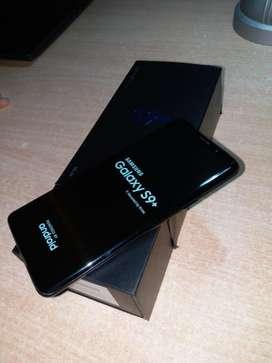 Samsung S9 Plus. Acepto Tarjetas y celulares como parte de pago