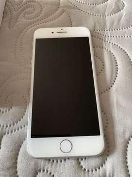 Iphone 8 Blanco de 64 gb