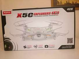 Drone Syma X5c Explorer 2,4 G 4 Ch Remate control Cuadricopter