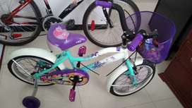 Bicicletas de segunda