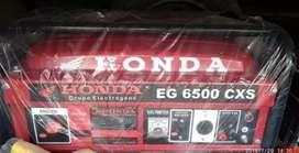 Ve vendo grupo electrógeno Honda nuevo o permuto