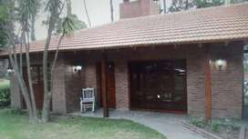 Alquilo casa en Pinamar