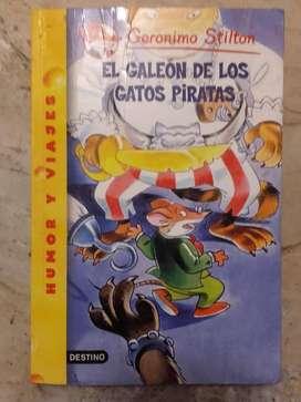 El Galeòn de los gatos piratas