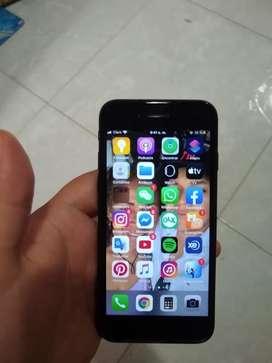 Iphone 7 de 128 gb perfecto estaod