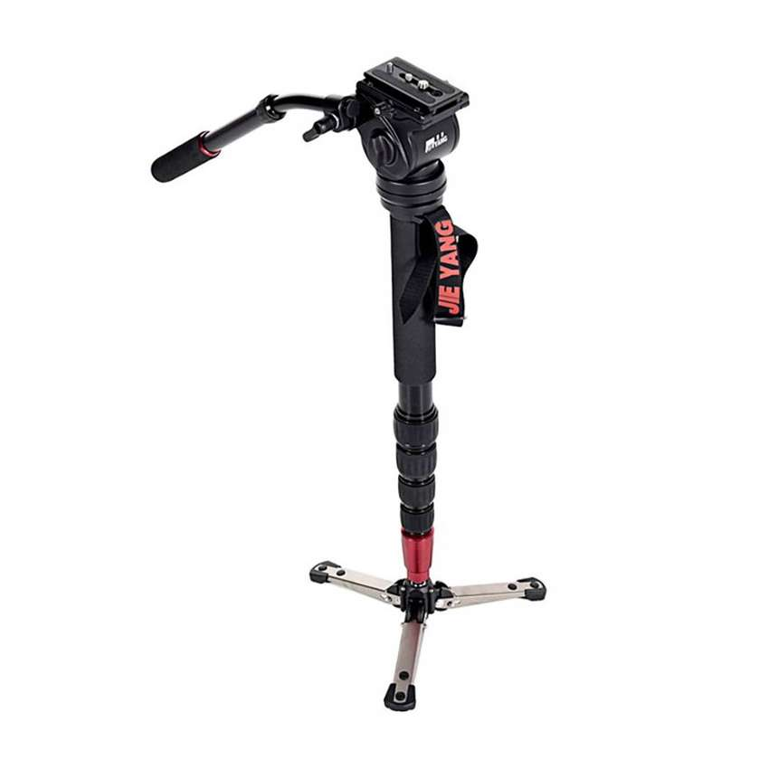 Monopie Profesional Jie Yang 0506(8 Kg)indentico A Manfrotto 0