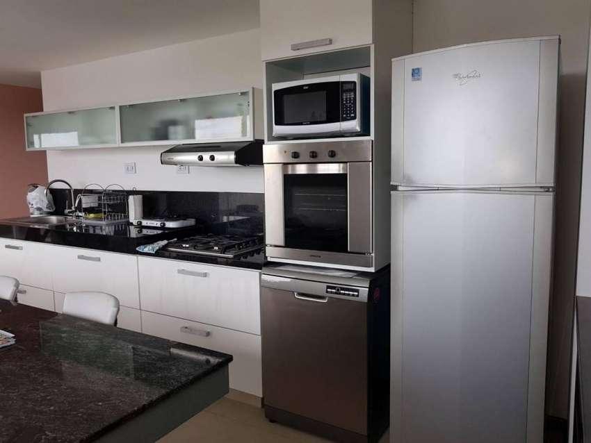 kr56 - Departamento para 2 a 4 personas con cochera en Rosario 0