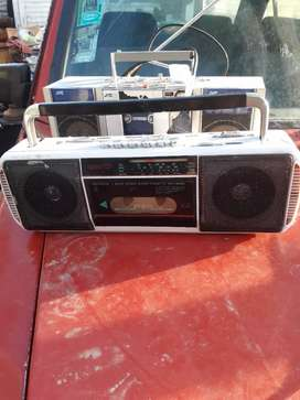 Dos radios clasicas