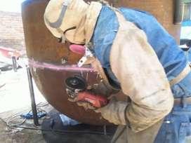 Fabricación y Montajes Metal Mecánicos