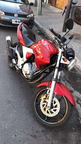 Vendo o permuto Yamaha ys 250