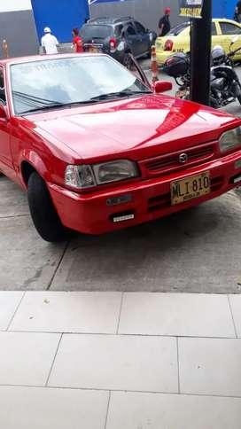 Vendo carro QP mazda 323