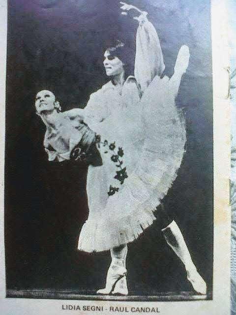 Programa Teatro Coliseo.Primeros Bailarines del Teatro Stanislavsky 0