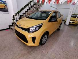 Taxi 0 kms kia picanto all new