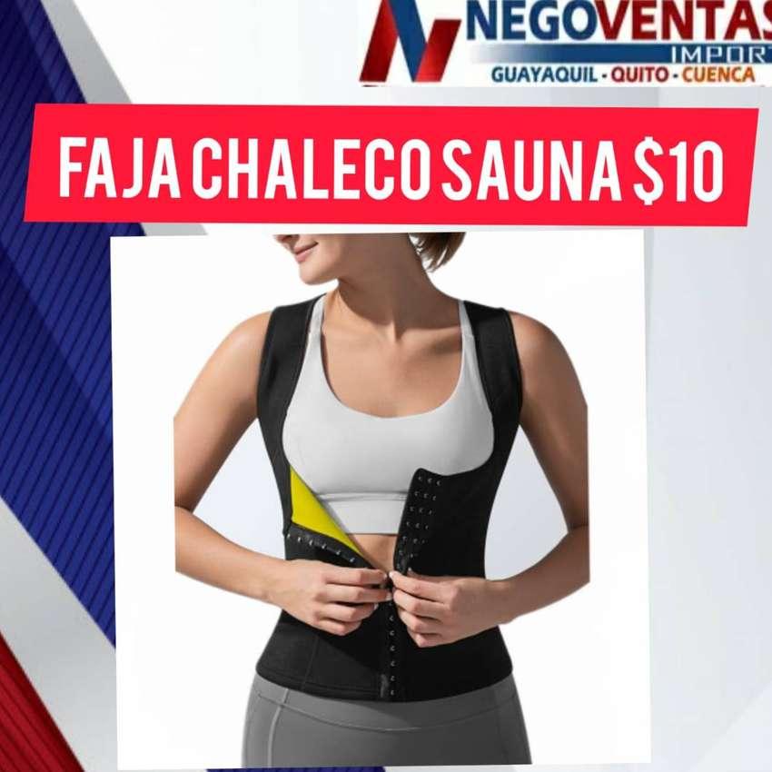 FAJA CHALECO SAUNA 0