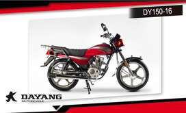 MOTO DAYANG DY150-16 año 2018