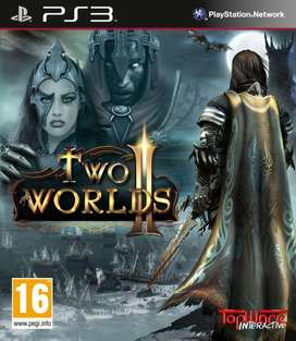 Two Worlds 2 para PS3, Solo Venta