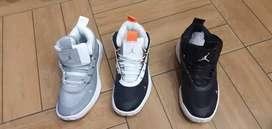 Jordan diferentes estilos