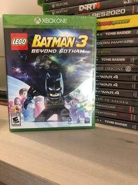 Lego Batman 3 Xbox One Fisico Nuevo Y Sellado