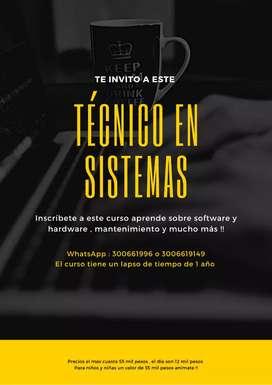 Curso de sistemas