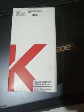 LG K52 TOTALMENTE SELLADO