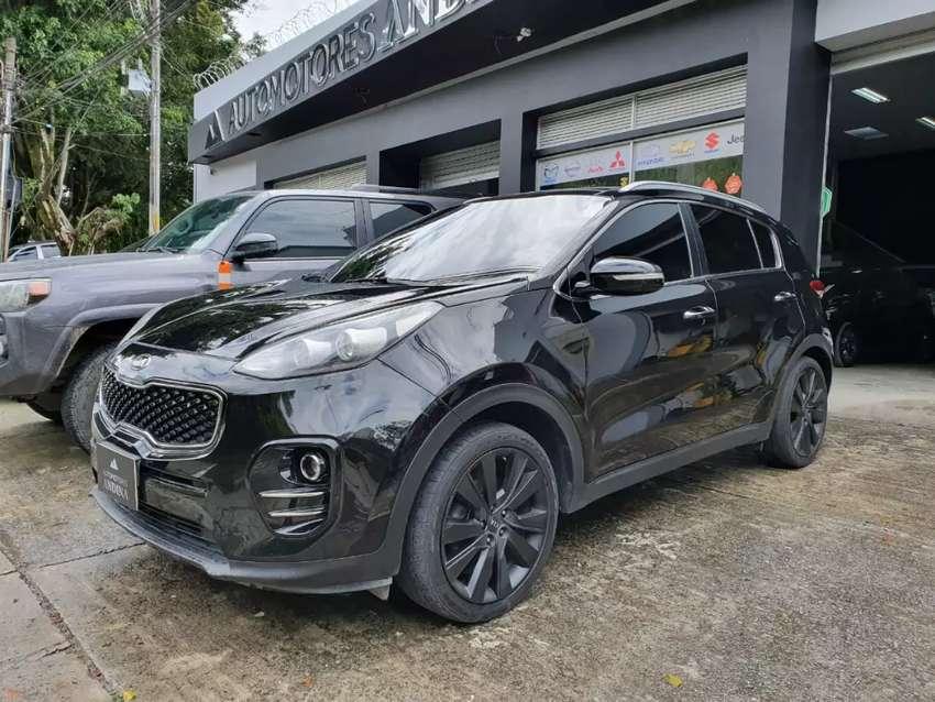 Kia Sportage All New Automatica Sec 2017 2.0 FWD 403 0