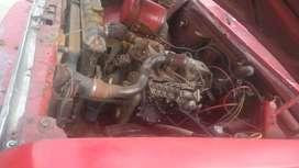 Vendo permuto Dodge 100 motor 4bt freno de aire solo carta sin traspaso