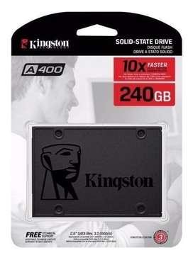 DISCO ESTADO SOLIDO 240 GB KINGSTON