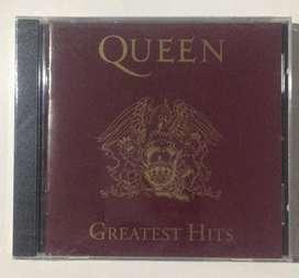 Queen Greatest Hits Cd Nuevo importado
