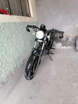 Vendo moto igm 170