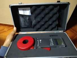 Telurómetro tipo pinza