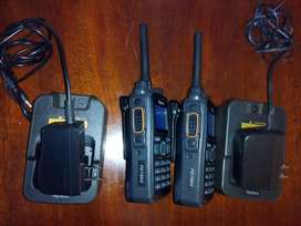 VENDO RADIOS HYTERA MOD PD786G BANDA UHF 450520 MHZ