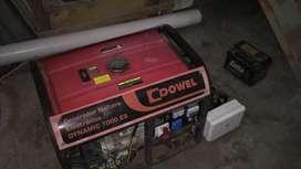 Generador Dowel 7000