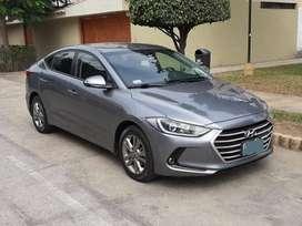 Hyundai New Elantra Año 2017