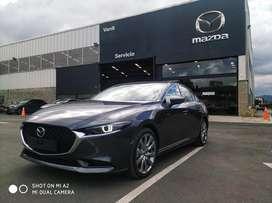 Mazda 3 Sdn Grand Touring 2.5