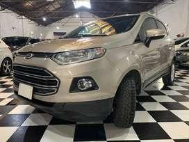 Ford Ecosport 2.0 Titanium 2014 champagne