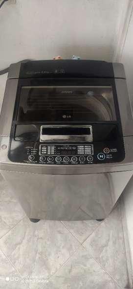 Lavadora LG Inverter DirectDrive