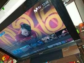 """TV Sony Bravia LCD 32"""" - Pantalla funcionando 100% - Económico"""