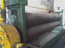 cilindradora planchadora de chapa
