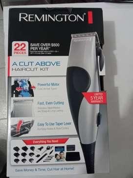 Máquina corte pelo Precisión Kit Corte Con Cortes Pelo 22 Piezas
