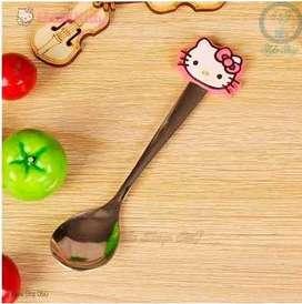 Cucharitas Hello Kitty Rilakkuma