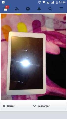 En venta tablet para repuesto